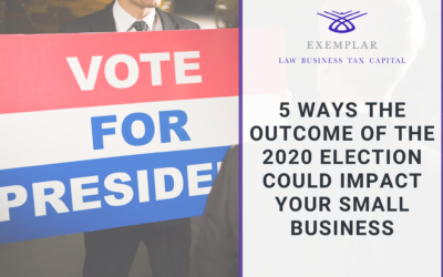5 Ways the Outcome of the 2020 Election Could Impact Your Small Business