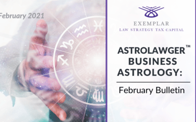 Business Astrology February Bulletin