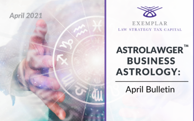 Business Astrology April Bulletin