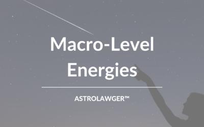 Macro-Level Energies