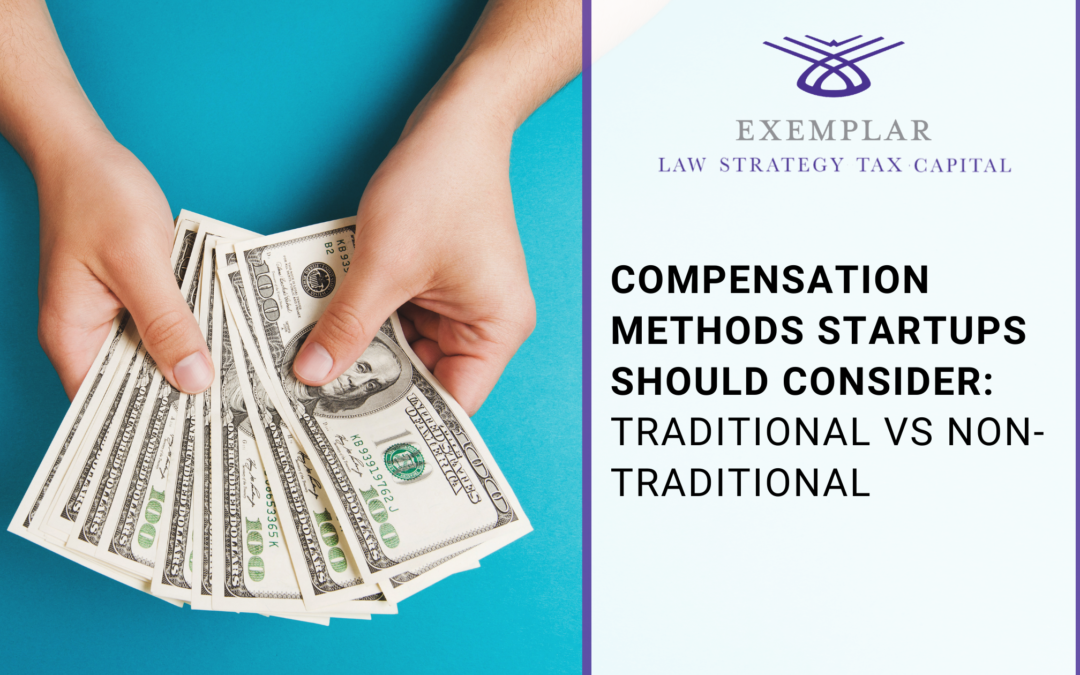 Compensation Methods Startups Should Consider: Traditional Vs Non-Traditional