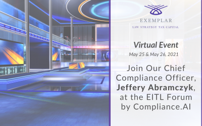 Virtual Compliance Event with Jeffrey Abramczyk