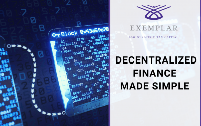 Decentralized Finance Made Simple