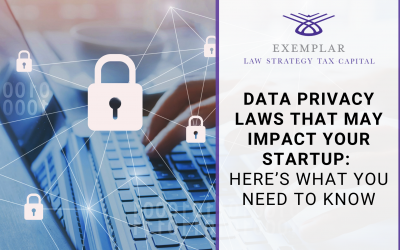 Data Privacy Laws That May Impact Your Startup: Here's What You Need to Know