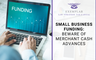 Small Business Funding: Beware of Merchant Cash Advances